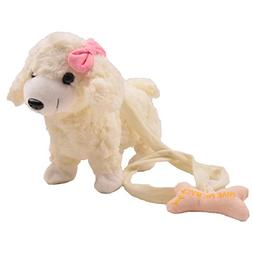 KateDy Electronic Puppy Toys Real Pet Walking Dogs For Toddl