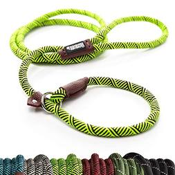 Friends Forever Extremely Durable Dog Rope Leash, Premium Qu