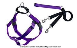 2 Hounds Design Freedom No-Pull Dog Harness and Leash, Adjus