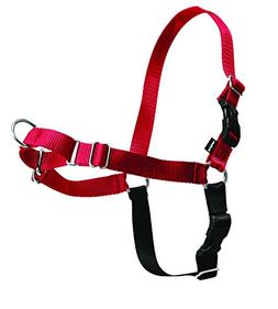 New! PetSafe Easy Walk Small Dog Animal Harness Pet - Red/Bl