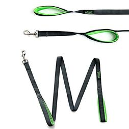 Mighty Paw HandleX2 Dual Handle Dog Leash, Premium Quality 6