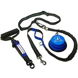 Pet Fit For Life Premium Hands Free Dog Leash For Running or
