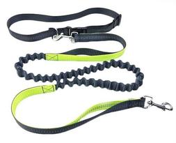 Hands Free Dog Leash for Running Walking Training- Adjustabl
