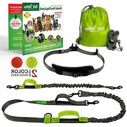 Hands Free Dog Leash Leashes Running +Training Walking &amp