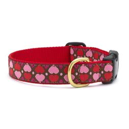 Up Country All Hearts Dog Leash