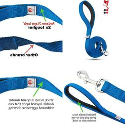 Pets Lovers Club Heavy Duty Dog Leash Padded Handle For Walk