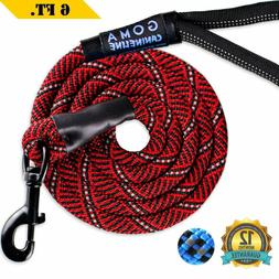 Goma Industries Heavy Duty Dog Leash - Reflective Lead - 100