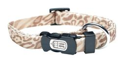 Dogit Style Jungle Fever X-Small Adjustable Nylon Collar wit