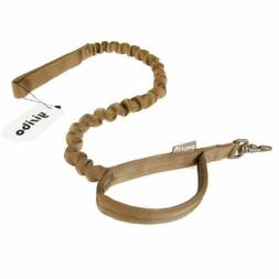 K9 Dog Leash Police Tactical Training Heavy Duty Nylon Bunge
