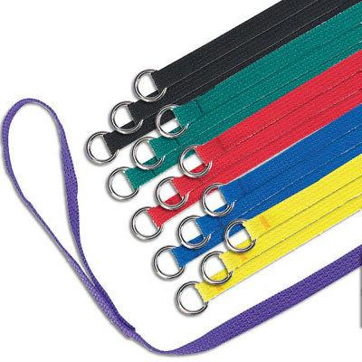 """1-DOG Grooming Fit KENNEL LEADS No SLIP LEAD LEASH 1""""x6ft"""