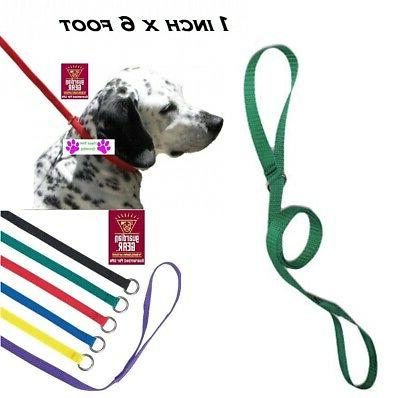 1 dog nylon grooming quick fit adjustable