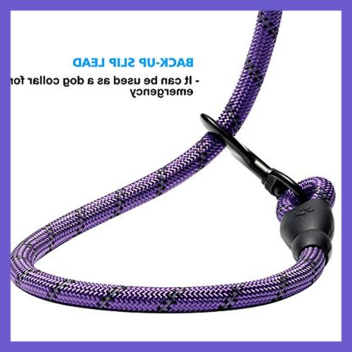 Heavy Duty W Comfortable Reflective Leashes
