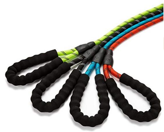 5 Rope Padded Nylon Puppy L