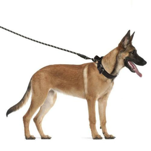5FT Heavy-duty Leash Handle Reflective Nylon Leash