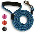 ATLIN Dog Leash with Padded Handle and ndash; Strong for Med
