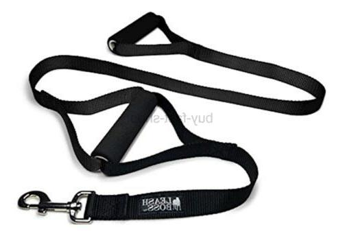 Leashboss Original - Heavy Duty Leash for Large Dogs No Pull