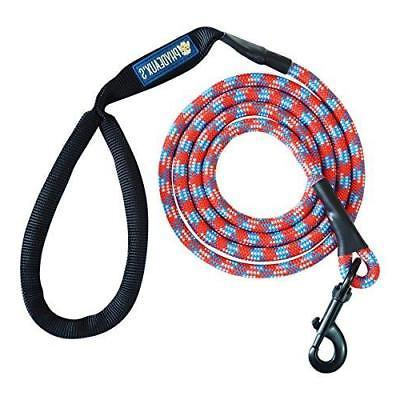 Phydeaux's Mountain Climbing Rope Dog Leash - 4 ft Long -