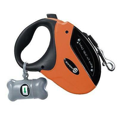 TaoTronics Retractable Dog Leash , 16 ft Dog Walking Leash f