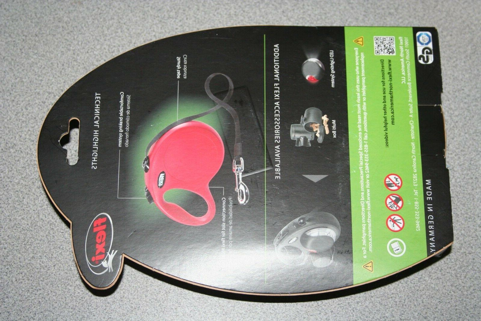 Flexi Retractable LARGE Dogs up to 110lbs NEW