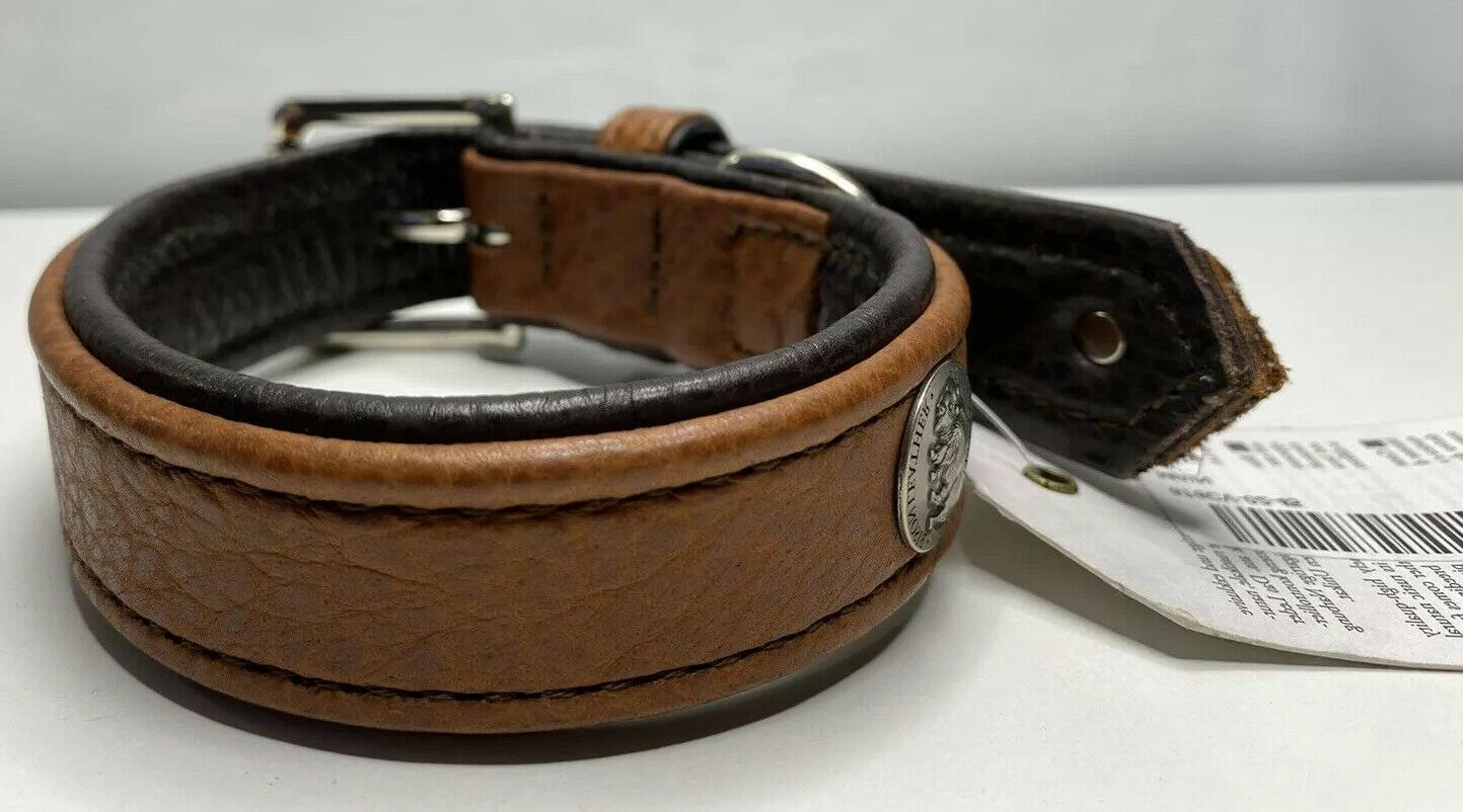 Hunter Cody Dog Bison & Buckle Made in