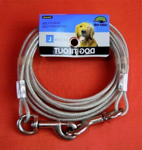 crusing companion cable tieout
