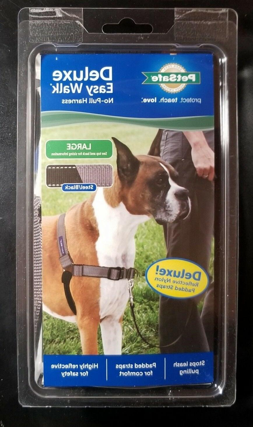 dog harness deluxe easy walk no pull