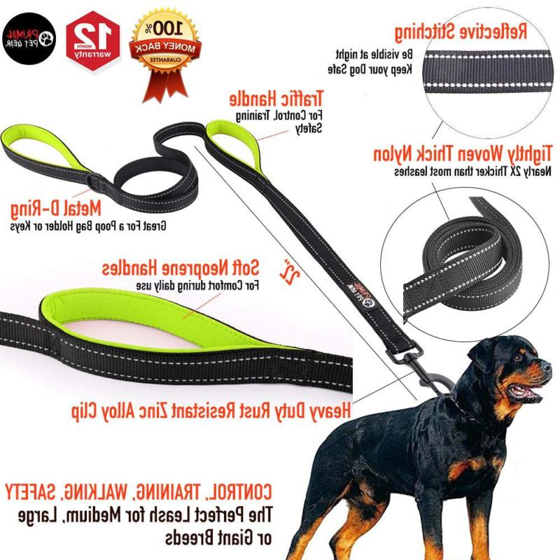 Primal Gear Leash New Stronger Clip Traffic