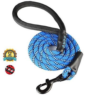 GOMA Industries Dog Leash - Best Heavy Duty and Reflective L