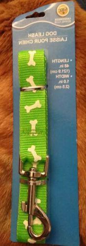 DOG LEASH By Greenbrier Length 48'' ~ Width 1'' BRAND NEW