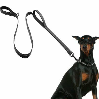 Dog Leash for Dogs, 2 Handles Extra 6 Long