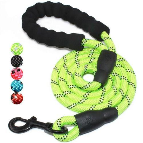 Comfortable Handle Collar for Dogs Lead