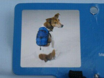 DOG/Pet PUP PACK by Casual size NWT