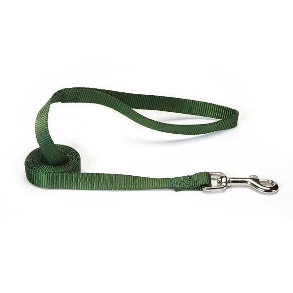 """Zack Zoey Dog Puppy Lead 11 Colors, 5/8"""" 4, 6 foot"""