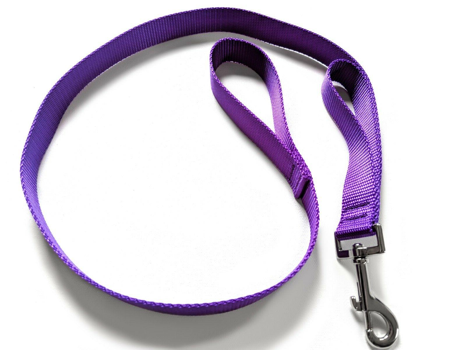 Double Dog Leash Colors Wide Made