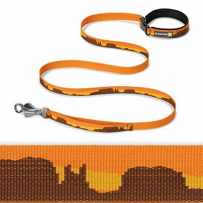 flat out dog leash with adjustable padded