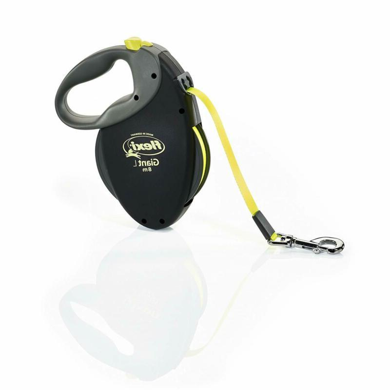 Giant Tape Leash, Retractable Belt Dog Leash Extends up to 2