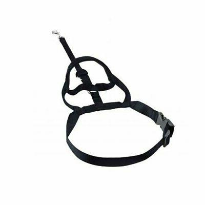 Company Of Animals HALTI Headcollar, Black, 2-Size