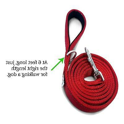 Pets Lovers Club Duty Dog Leash Handle Very Durable ...