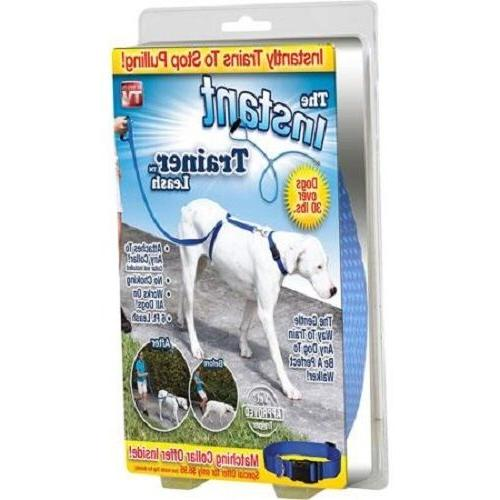 Instant Dog Leash - Dogs 30 Lbs Stop AS SEEN