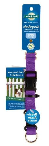 PetSafe KeepSafe  3/4-Inch Small Break-Away Dog Collar, Deep