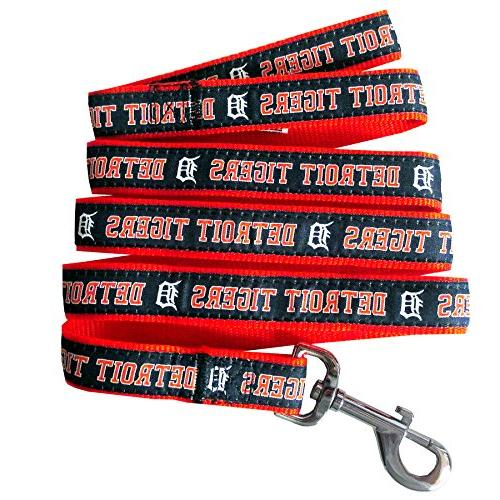 mlb detroit tigers leash