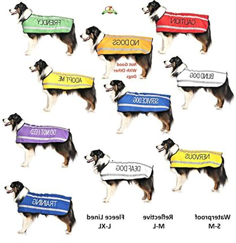FRIENDLY Friendly Dog Collars Color Coded Accident Prevents Dog By Letting Dog Award Winning