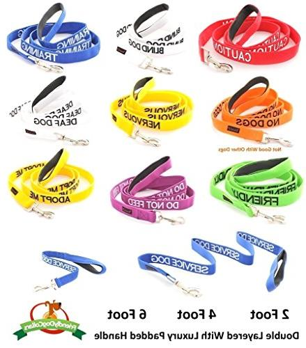 FRIENDLY Dexil Collars Dog Accident Prevention 4ft/1.2m Prevents Letting Others Know Dog Advance Award Winning