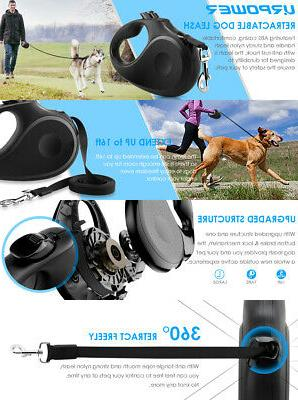 NEW URPOWER Upgraded Retractable Dog