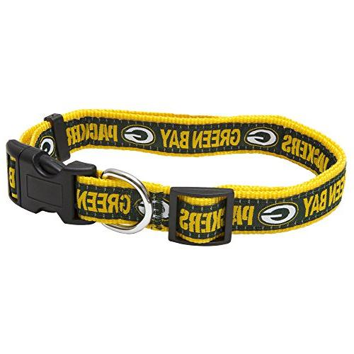 nfl green bay packers collar