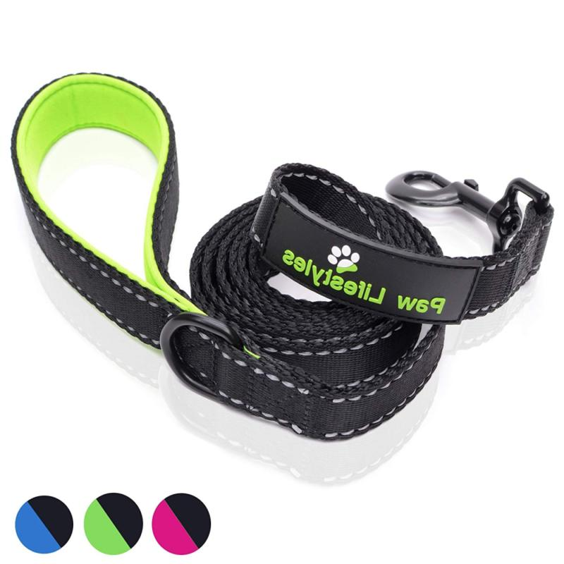 Paw Lifestyles Extra Heavy Duty Dog Leash - 6ft Long - 3mm T