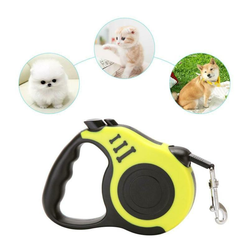Pet Retractable Dog Lead Small Dogs