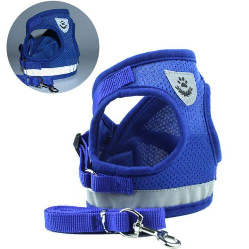 Breathable Small harness soft chest XS-L
