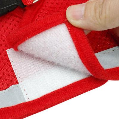 Pet Puppy Harness Breathable Mesh Vest Small