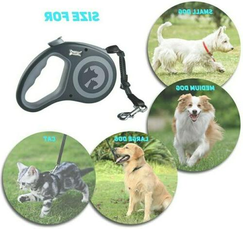 Retractable Leash, 26 Feet Dog for up